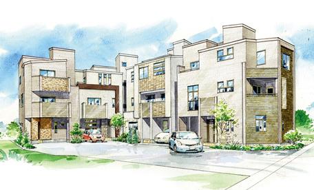 新築分譲住宅事業